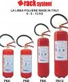 Linea Estintori Polvere Made in Italy